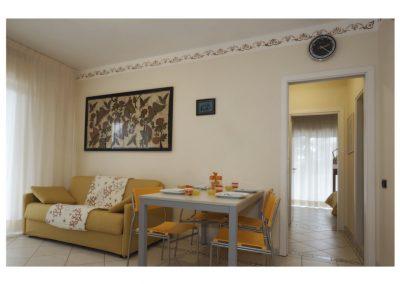 Appartamento trilocale Michelangelo RTA Cinquale Tramonto Marino (3)